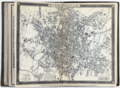 Bradshaw's Railway Comanion - 1840 - Birmingham map.webp