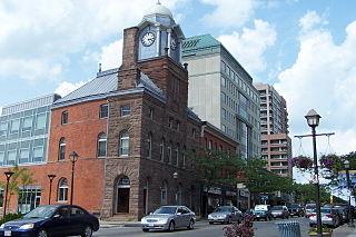Brampton City in Ontario, Canada