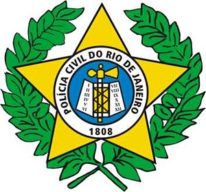 Civil Police of Rio de Janeiro State - Image: Brasão PCERJ