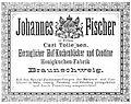 Braunschweig Brunswick Honigkuchen-Werbung (1884).jpg
