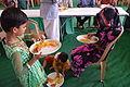 Breakfast - Rawatpura Sarkar Ashram - Chitrakoot - Satna 2014-07-05 6368.JPG