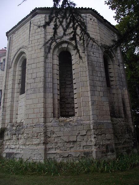 Prieuré de Breuil-Bellay