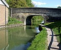 Bridge 133, Grand Union Canal, Bulbourne - geograph.org.uk - 1274249.jpg