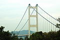 Bridge Tower of Tsing Ma Bridge (Hong Kong).jpg