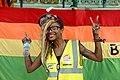 Brighton Pride steward (14859313140).jpg