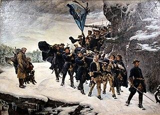Siege of Fredriksten
