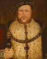 British (English) School - Henry VIII (1491–1547) - 485083 - National Trust.jpg