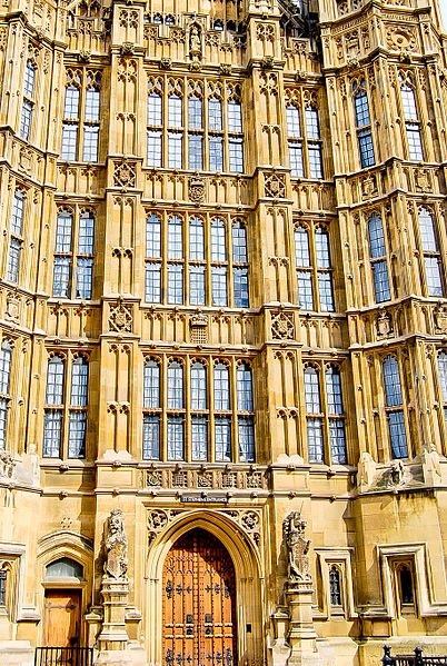 British Parliament street view