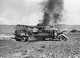 British lorry and trailer burning.jpg