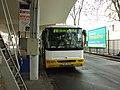 Brno, Hotel Grand, meziměstský autobus.JPG