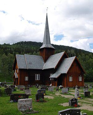 Bruflat kirke, Etnedal. See :no:Bruflat kirke.