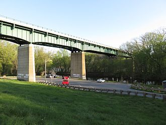 Maryland Route 17 - Brunswick Bridge