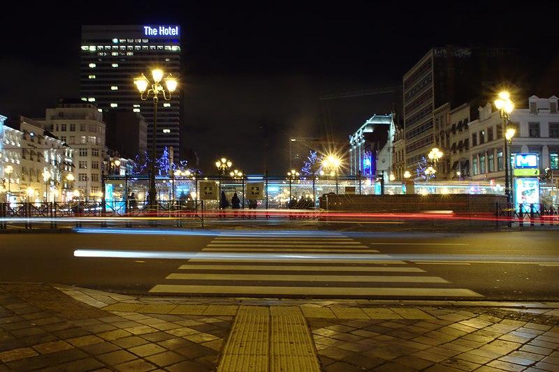 Dicas de hotéis em Bruxelas