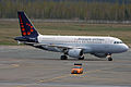 Brussels Airlines, OO-SSH, Airbus A319-112 (16843322633).jpg