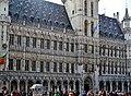 Bruxelles Grand-Place Hôtel de Ville 09.jpg