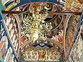Bucuresti, Romania, Biserica Sfantul Gheorghe Nou (plafon in pridvor 2); B-II-m-A-18225.JPG