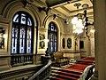 Bucuresti, Romania. MUZEUL NATIONAL COTROCENI. (Holul de la intrare)(5) (B-II-a-A-19152).jpg
