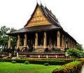 Buddhism in Vientiane (1489775903).jpg