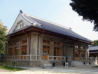 West District, Taichung - Taichung Takenori Hall