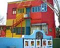 Buenos Aires - Pintoresca sinfonía de colores en el barrio de La Boca - panoramio.jpg
