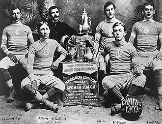 Buffalo Germans - The Buffalo Germans in 1903