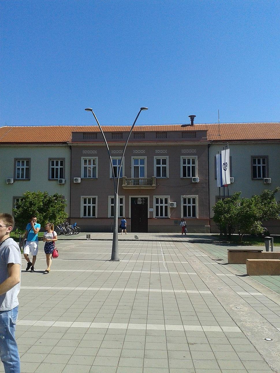 Building of Opština Trstenik