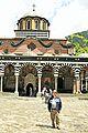 Bulgaria-0673 - Dennis at Rila Monastery (7409453028).jpg
