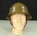 Bulgarian M36 Helmet front.jpg