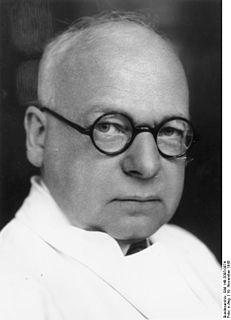 Paul Diepgen German medical historian