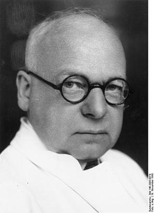 Paul Diepgen - Paul Diepgen (1943)
