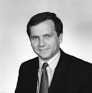 Günther Krause - Günther Krause in 1990