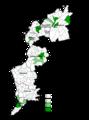 Burgenland Gemeinderatswahlen 2007 Gruene.png