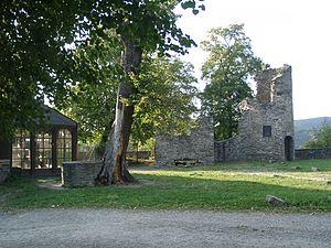 Sayn Castle - Ruins of Sayn Castle