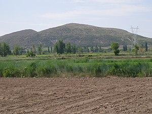Fréscano - Image: Burrén y Burrena
