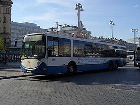 Tampereen Kaupunkiliikenne – Wikipedia