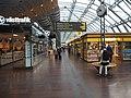Bus station at Gothenburg Central station.jpg