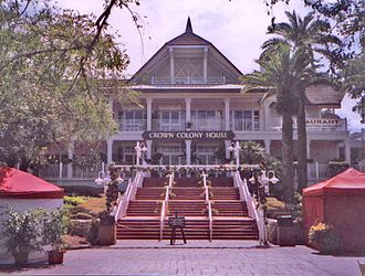 Busch Gardens Tampa - Crown Colony House