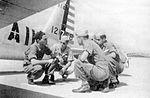 Bush Field - Aviation Cadets during Preflight Inspection.jpg