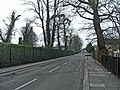 Bush Hill looking towards Green Dragon Lane Junction. - geograph.org.uk - 341678.jpg