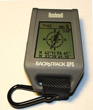 Bushnell Corporation - Bushnell Point 5 GPS device