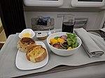 Business class salad on Fiji Airways 910.jpg