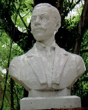 José Celso Barbosa - Image: Bust of Jose Celso Barbosa