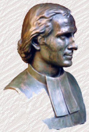 Marcellin Champagnat - Bust of Champagnat