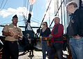 Buzz Aldrin tours USS Constitution 131018-N-SU274-050.jpg