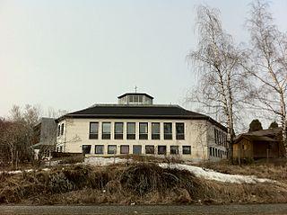 Byåsen Church Church in Trøndelag, Norway