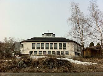 Byåsen - Byåsen Church