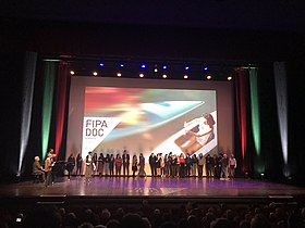Image illustrative de l'article Festival international de programmes audiovisuels documentaires de Biarritz