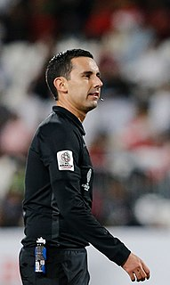 César Arturo Ramos Mexican association football referee