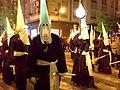 Cófrades del Descendimiento y Lágrimas (Zaragoza, Spain).jpg
