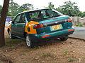 C.1997 Nissan Sentra XE taxi (14526400705).jpg